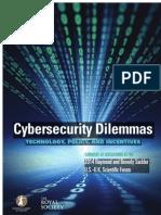 Cybersecurity Dilemmas