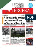 Diario La Tercera 20.10.2015