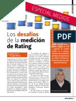 Desafíos de La Medición de Ratings