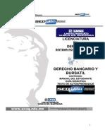 Antologia de Derecho Bancario y Bursatil. Agosto 2008