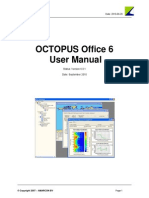 User Manual  OCTOPUS-OFFICE SHIP MOTION ANALYSIS SOFTWARE