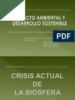 IMPACTO AMBIENTAL Y DESARROLLO SOSTENIBLE Arq. Ines Claux