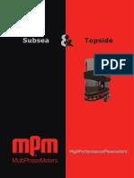 MPM Product