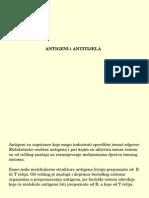 Antigeni - i Antitijela