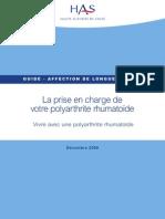 Gp Ald Polyarthrite