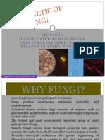 Chapter 2.3 (Genetic of Fungi).Cbe552 Dr Nik Raikhan Nik Him