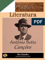 Canções de António Botto