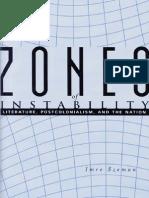 Imre Szeman Zones of Instability Literature