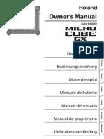 Micro Cube Gx Defgips02 w