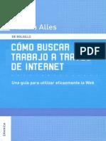 Como Buscar Trabajo  a través de Internet