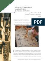 Evidencias Etnográficas y Arqueológicas Del K'Uilichi Ch'Anakua
