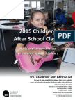 2015 After School Music and Leisure Classes Brochure1