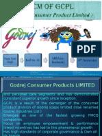 Godrej Supply Chain Model
