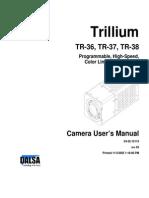 Trillium Tr 37 Manual