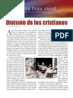 Division de Los Cristianos