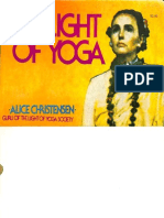 The Light of Yoga - Alice Christensen