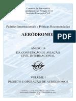 Anexo 14 - Vol 1 - Aeródromos - Português.pdf