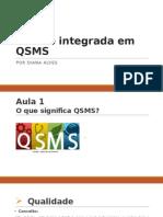 Gestão Integrada Em QSMS