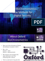 Oxford BioChronometrics