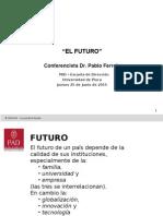 El Futuro (Versión 2015)