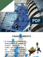 El Poder Del Financiamiento.