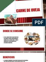 Carne de Oveja
