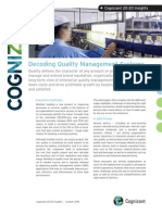 Decoding Quality Management Systems