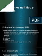 Sx Nefritico y Nefrotico