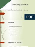 Análise e Solução de Problema
