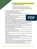 4.Horneando Pan (Texto Completo)_Actividad 3_U2