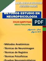 Metodos de Estudio Neuropsicologia