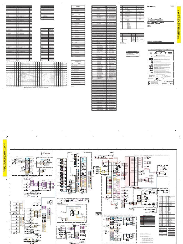 Diagrama Electrico D8t
