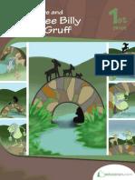 Billy Goats Gruff Workbook