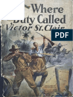 Where Duty Called; Or, In Honor Bound by George Waldo Browne