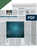 2015 10 20 Corriere Digital Single Market