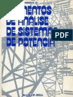 Elementos de Análise de Sistemas de Potência