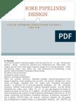 05. Offshore Pipelines Design-Curs5-8ORE