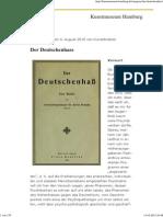 Der Deutschenhass