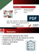 Reforma Salud Chile 2015 2da Clase