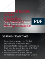 BizTalk End-To-End Performance Testing Guidance