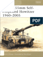 086 - M109 155mm Self-Propelled Howitzer 1960-2005