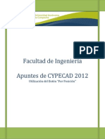 MANUAL PARA CYPECAD 2012