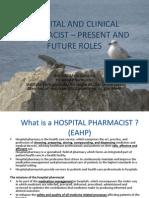 HOSPITAL AND CLINICAL PHARMACIST.pdf