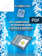 Poster IV Camp CM