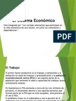 Sistema Economico Presentación