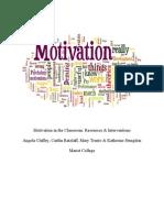motivation handbook