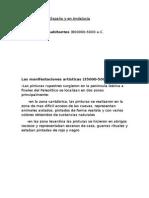 El paleolítico en España y en Andalucia.docx