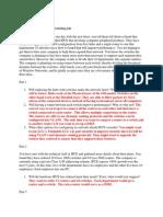 CIS 207 Unit 3 Case Project Questions