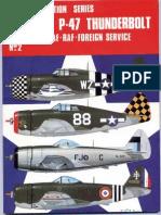 Aircam 2 - Republic P-47 Thunderbolt
