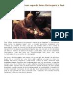 O Mito de Abraão e Isaac Segundo Søren Kierkegaard e José Saramago